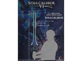 預訂 7月 TOYSCOMIC  SOULCALIBUR VI (ソウルキャリバー 6) 霊剣ソウルキャリバー 1/1スケールレプリカ