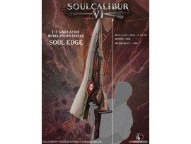預訂 7月 TOYSCOMIC  SOULCALIBUR VI (ソウルキャリバー 6) 邪剣ソウルエッジ 1/1スケールレプリカ
