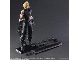預訂 7月 Square Enix  Final Fantasy VII 重製版  克勞德·史特萊夫  Version 2 PVC Figure