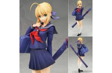日版 ALTER Fate / stay night Master Altria Saber 校服 ver 1/7 Complete pvc Figure