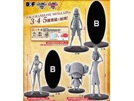 BANPRESTO 日版 海賊王 ONE PIECE GOLD DXF  Chopper 喬巴