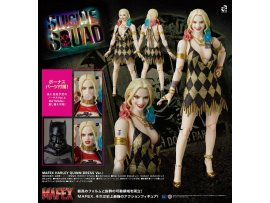 Medicom Toy MAFEX No.042 MAFEX SUICIDE SQUAD 自殺突擊隊 HARLEY QUINN 哈莉 奎茵 小丑女