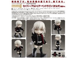 預訂 7月 日版 Good Smile Company Nendoroid Doll Fate/Grand Order Saber/Altria Pendragon (Alter) Shijuku Ver