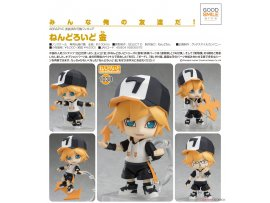 預訂 7月 日版 Good Smile Arts Shanghai Nendoroid 1038 凹凸世界 金 Aotu World Jin