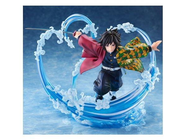 預訂 7月 日版 Aniplex Kimetsu no Yaiba 鬼滅之刃 Tomioka Giyu 富岡義勇 1/8 PVC Figure