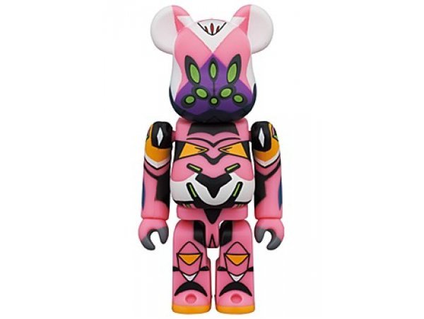 "預訂 8月 日版 Medicom Toy BE@RBRICK ""Evangelion 3.0 You Can (Not) Redo"" Evangelion EVA-08 Beta 8號機β"
