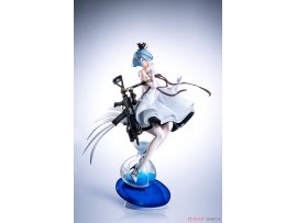 日版 Hobbymax Girls' Frontline 少女前線 Zas M21 White Queen Ver 1/8 PVC Figure