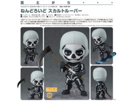 預訂 8月 GSC 1267  Fortnite  堡壘之夜  Skull Trooper (Completed) PVC FIGURE