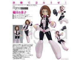 預訂 8月 Max Factory 470  我的英雄學院  figma 麗日御茶子 PVC Figure