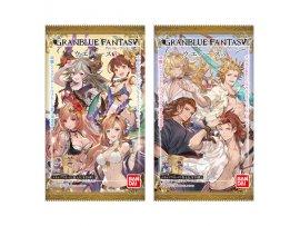 預訂 8月 日版 Bandai Granblue Fantasy Wafer 3 碧藍幻想 第三彈 餅卡 Pre-order