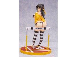 預訂 8月 日版 Skytube Hurdle Shoujo 跨欄少女 illustration by Kekemotsu 1/7 PVC Figure Pre-order