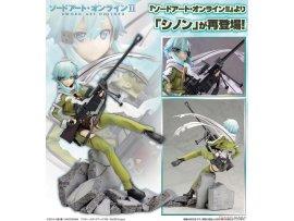 壽屋 Kotobukiya 刀劍神域 Sword Art Online Sinon Phantom Bullet 詩乃 PVC Figure