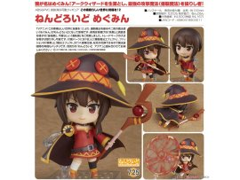 Good Smile Nendoroid 725 KonoSuba 2  美好世界 2 Megumin 惠惠