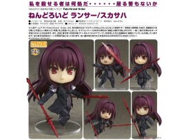 GoodSmile Nendoroid 743 Fate Grand Order Lancer 槍兵 Scathach 斯卡哈