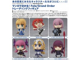 """Good Smile Learning with Manga ! - """" Fate / Grand Order """" Collectible Figure Q版 6 入 Pack BOX"""