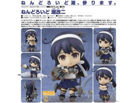 Good Smile Nendoroid 748 Kantai Collection 艦娘 Kan Colle Ushio Kai Ni 潮改二