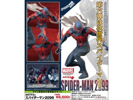 壽屋 Kotobukiya  ARTFX+ -  蜘蛛俠 Spider-Man 2099 1/10 Easy Assembly Kit
