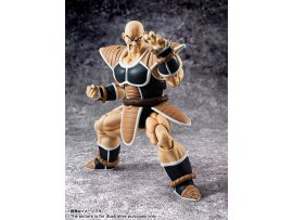 日版 S.H.Figuarts 龍珠 Nappa 立巴 Bandai Premium Limited Edition