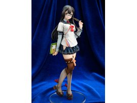 Hobby Japan AMAKUNI 艦娘 艦隊 KANTAI COLLECTION KANCOLLE OOYODO 大淀 1/7 PVC