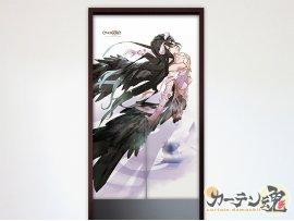 預訂 9月 日版 Curtain Tamashii Overlord III Noren Albedo 雅兒貝德