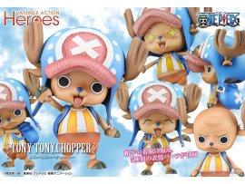 預訂 9月 MegaHouse  Variable Action Heroes One Piece Series  多尼多尼·喬巴 PVC Figure 再贩