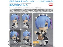 Good Smile Re: Life in a Different World from Zero 從零開始的異世界生活 Nendoroid GSC 663 蕾姆 Rem 再販