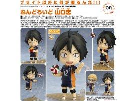 預訂 9月 日版 Good Smile Nendoroid 765 Haikyuu!! 排球少年 Season 3 Tadashi Yamaguchi 山口忠 Pre order