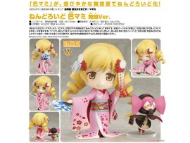 Good Smile Nendoroid 770 Puella Magi Madoka Magica the Movie 魔法少女小圓 Mami Tomoe 巴麻美 Maiko Ver Pre-order