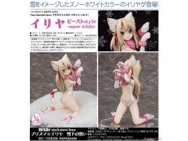 Aquamarine Fate/kaleid liner Prisma Illya 2wei Herz! 魔法少女伊莉亞 Illya 伊莉亞 Beast style snow white 1/8 PVC Figure