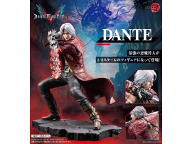 日版 Kotobukiya 壽屋 ARTFX J Devil May Cry 5 鬼泣5 Dante 但丁 1/8 PVC Figure Pre-order