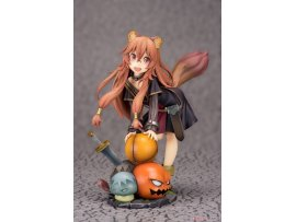 日版 PULCHRA The Rising of the Shield Hero 盾之勇者成名錄 Raphtalia 拉芙塔莉雅 幼少期 Childhood ver 1/7 PVC Figure