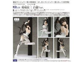 預訂 9月 Kadokawa  Date A Live  時崎狂三 白貓Ver. PVC Figure