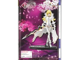 日版 FURYU FATE Stay Night 命運守護夜 SABER EXTRA 尼祿 婚紗 景品 PVC Figure