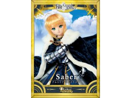 日版 Volks Fate/Grand Order Saber 亞瑟王 Dollfie Dream Dollfie Dream Sister 娃 1/3