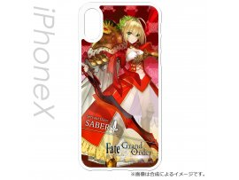 "TYPE-MOON / FGO PROJECT 手機套 SABER 尼祿""""Fate/Grand Order"" iPhoneX Case Nero Claudius"