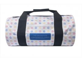 "日版 BANDAI 袋""The Idolmaster Cinderella Girls"" Drum Bag"